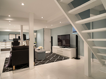 Basement Conversion Solutions in Hampshire