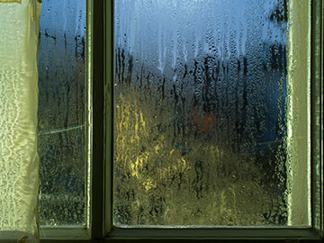 Condensation in Dorset
