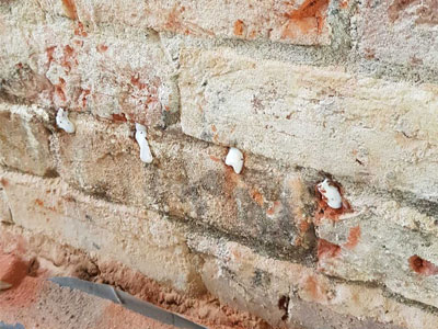 damp proof course injection treatment